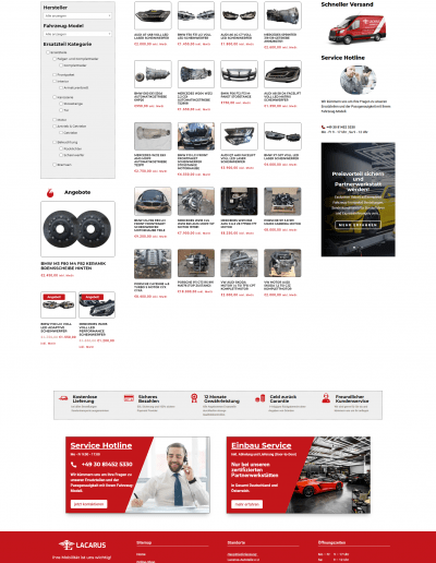 #amazing, , Webdesign Case-Study